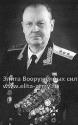 Sakharov Alexander Mikhaylovich