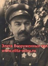 Bergenias Vasily Mikhaylovich