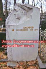 Moscow Pyatnitsky cemetery