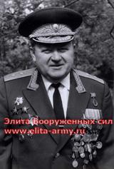 Belyusev Mikhail Petrovich