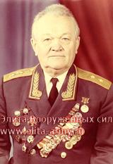 Bulgakov Vasily Ivanovich
