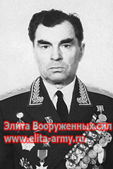 Burtsev Mikhail Ivanovich