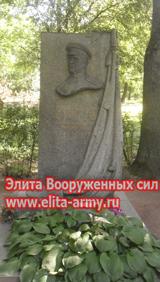 Petersburg Volkovsky cemetery