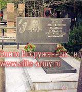 Simferopol City cemetery