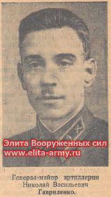 Gavrilenko Nikolay Vasilyevich