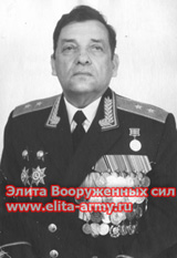 Soldiers Feodosiy Ivanovich