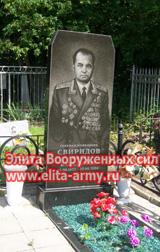 Voronezh Comintern cemetery 2