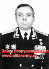 Domashev Nikolay Stepanovich