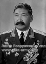 Gorodovikov Basan Badminovich