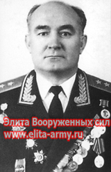 Gredasov Fedor Ivanovich