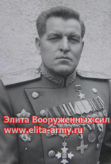 Grigoryevsky Ivan Fedorovich