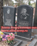 Moscow Kuntsevo ladbishche