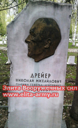 Omsk Old northern cemetery