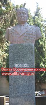 Tbilisi Saburtalinsky cemetery