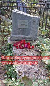 Tver cemetery Big Peremerki