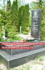 Ulyanovsk Northern cemetery