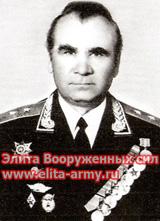 Egorov Victor Mikhaylovich