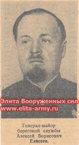 Yeliseyev Alexey Borisovich