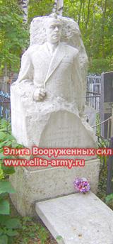 Gorky Bugrovskoye cemetery