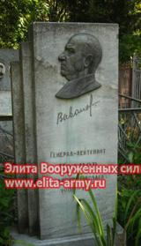 Gorky cemetery Maryina Roshcha