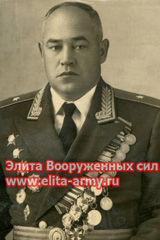 Ivanov Ivan Sergeyevich