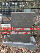 Moscow Peredelkino cemetery