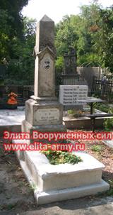 Odeesa second Christian cemetery