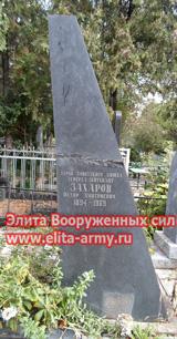 Pyatigorsk Krasnoslobodsky cemetery