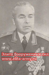 Shafarenko Pavel Mendeleevich
