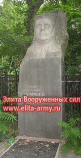 Zakharyev Nikolay Aleksandrovich