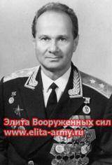 Zamyshlyaev of Barricades Vyacheslavovich