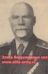 Zelentsov Fedor Nikolaevich