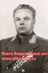 Kalinushkin Mikhail Nikolaevich