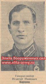 Karpezo Ignatiy Ivanovich
