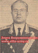 Klyukanov Alexander Ivanovich