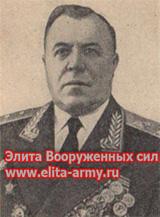 Kondratyev Zakhar Ivanovich