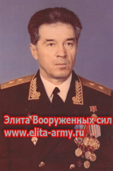 Kozlov Alexander Mikhaylovich