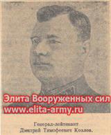 Kozlov Dmitry Timofeyevich