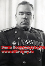 Генерал-лейтенант Козлов Михаил Иванович. Л.д. 207444