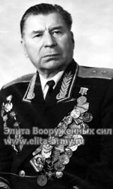 Krotov Mikhail Fedorovich