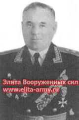 Kuchma Pyotr Mikhaylovich