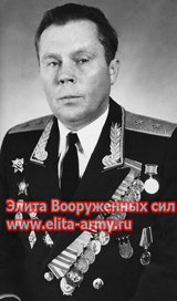 Kulev Vasily Yakovlevich