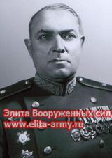 Kulishev Fedor Danilovich