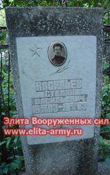 Voronezh Komiternovsky cemetery