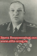 Lukin Mikhail Fedorovich
