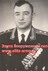 Majors Konstantin Fedorovich