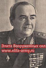 Majors Yakov Mikhaylovich
