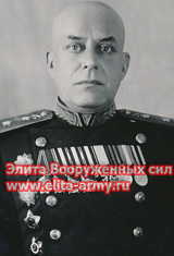 Lebedev Pyotr Konstantinovich