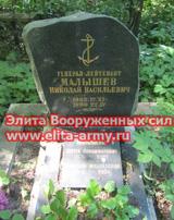 Leningrad Volkovsky orthodox cemetery