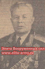 Maslov Mikhail Stepanovich